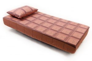 chocoladebed