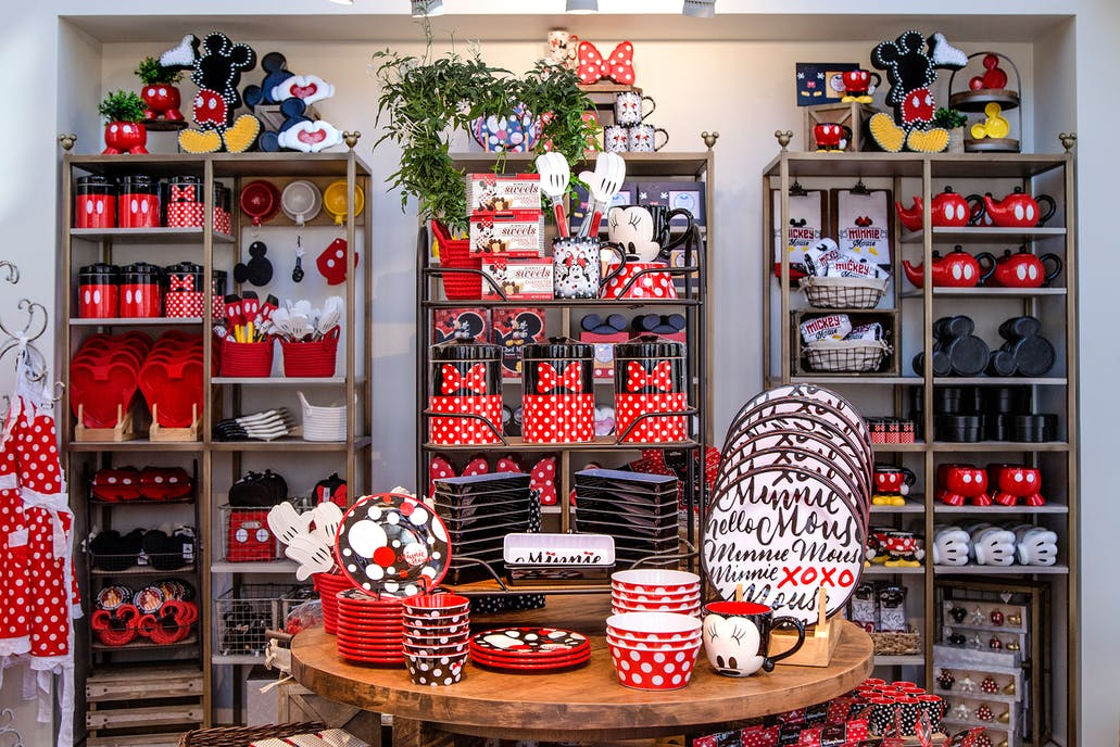 Mickey en Minnie Mouse lovers opgelet: de Disney interieurwinkel is open!