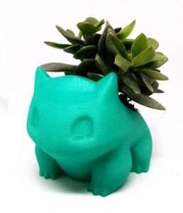 pokemon bulbasaur pot bloempot