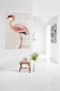 flamingo interieur