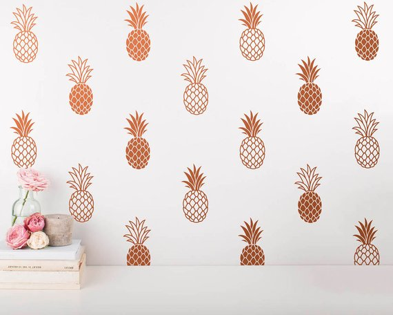 ananas stickers