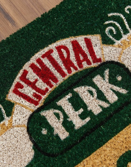 friends central perk deurmat