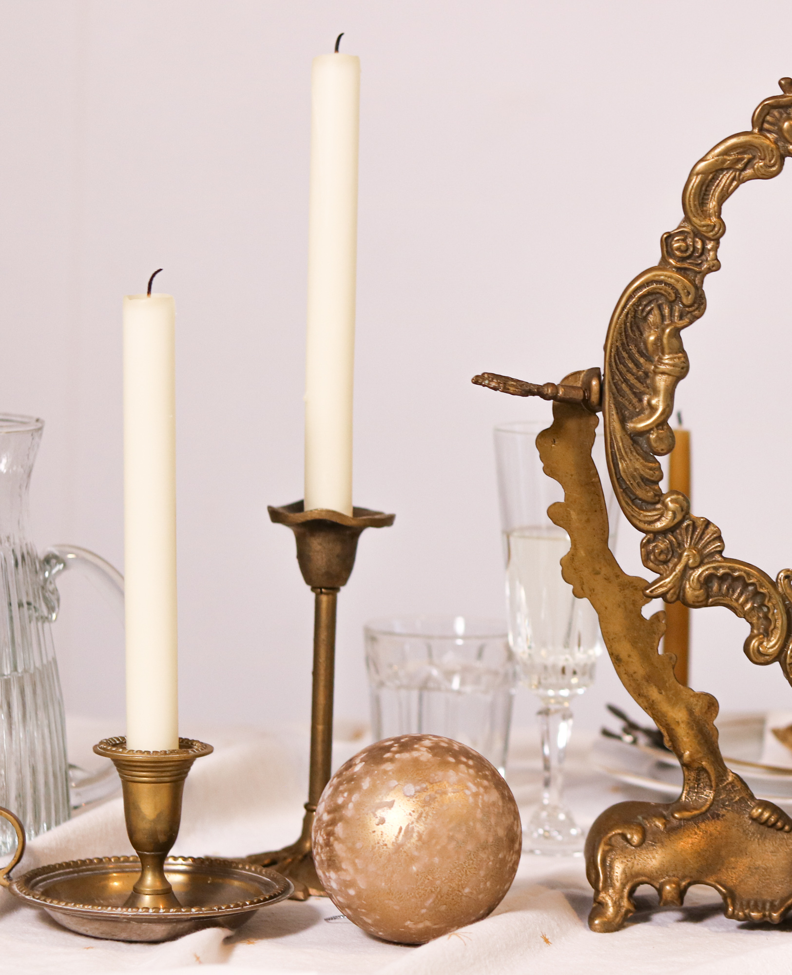 kersttafel tweedehands items